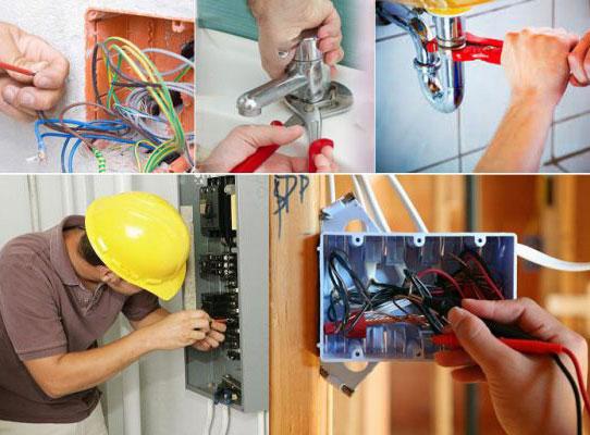 Xây lắp điện công trình