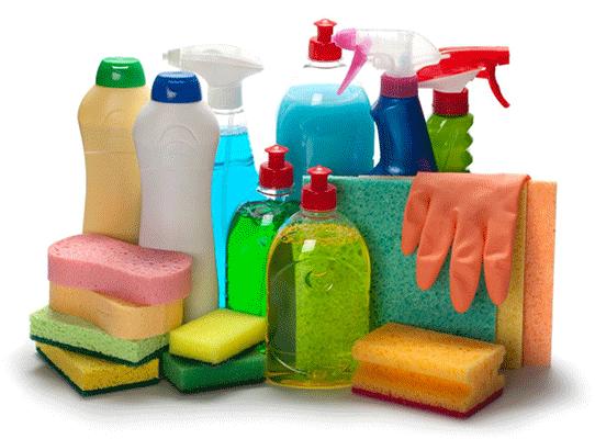 Hóa chất vệ sinh nhà cửa
