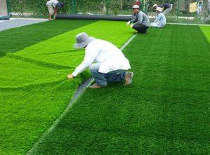 Cắt cỏ nhân tạo